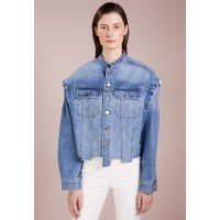 Steve J & Yoni P / SJYP Denim jacket 100% cotton STB21G005-K11 ZAKMXYV